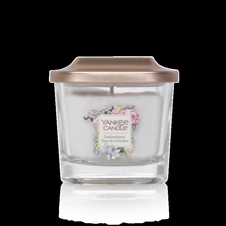 Bougie Fleur De La Passion petite jarre (gamme Elevation)