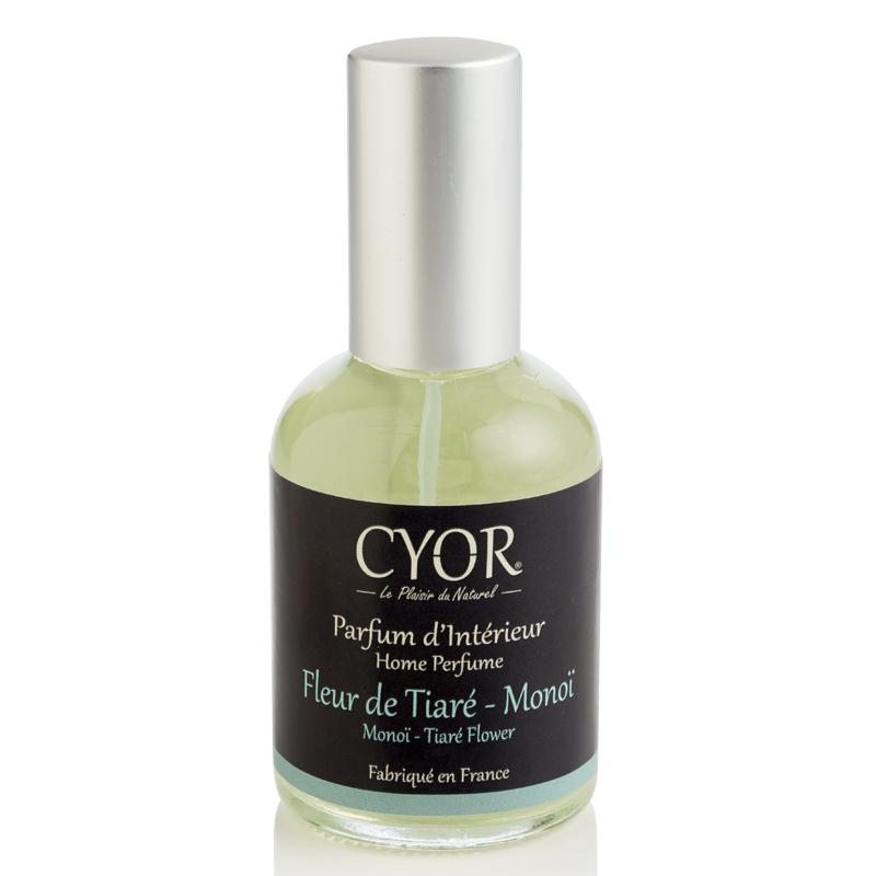 Parfum d'intérieur Fleur De Tiaré - Monoï - Cyor