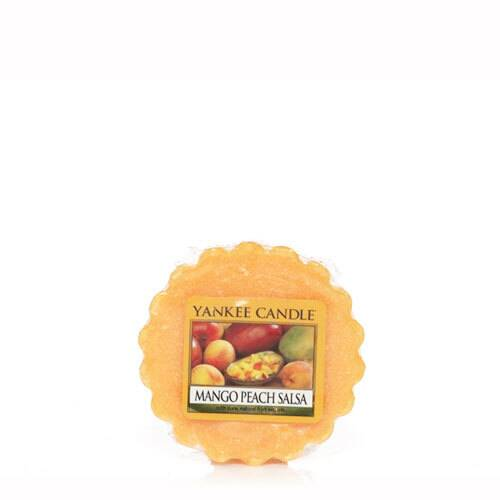 Tartelette Mango Peach Salsa - Yankee Candle