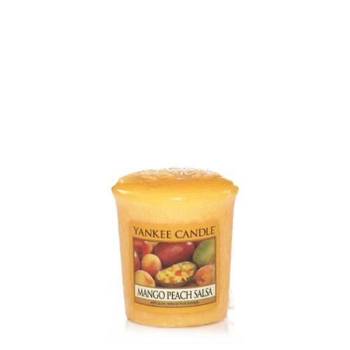 Bougie Mango Peach Salsa votive - Yankee Candle