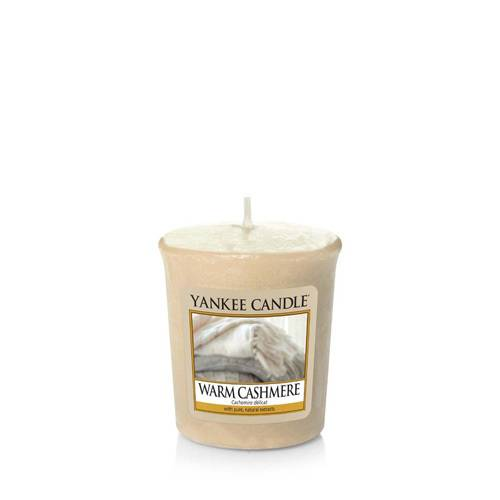 Bougie Warm Cashmere votive - Yankee Candle