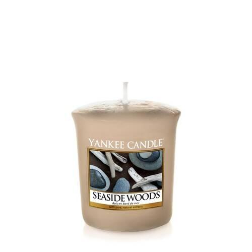 Bougie Seaside Woods votive - Yankee Candle