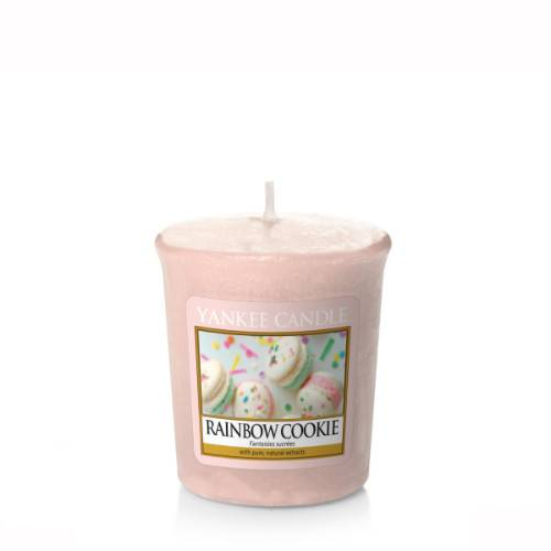 Bougie Rainbow Cookie votive - Yankee Candle