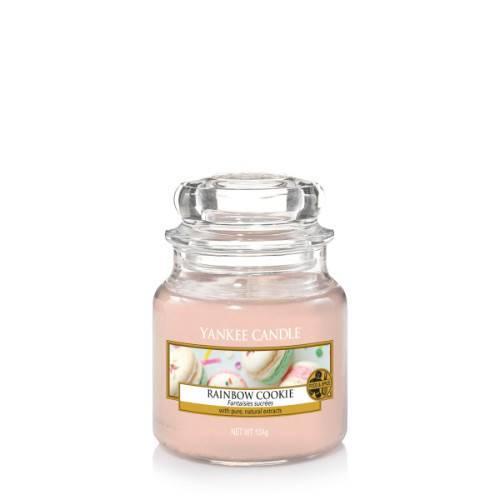 Bougie Rainbow Cookie petite jarre - Yankee Candle