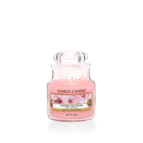 Bougie Cherry Blossom petite jarre - Yankee Candle