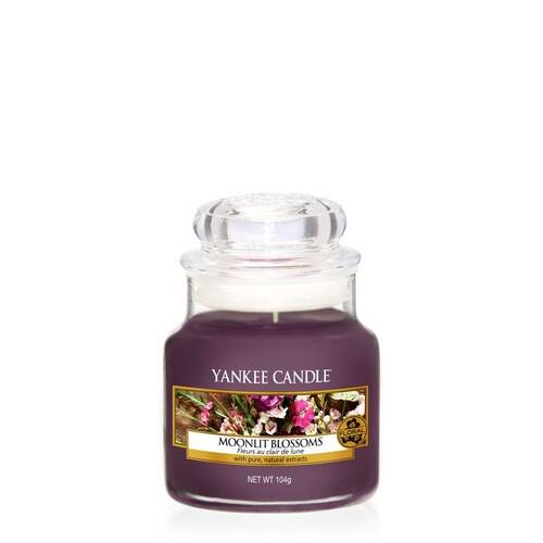 Bougie Moonlit Blossoms petite jarre - Yankee Candle