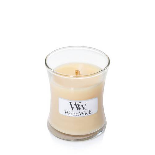 Bougie Chèvrefeuille petite jarre - WoodWick 1