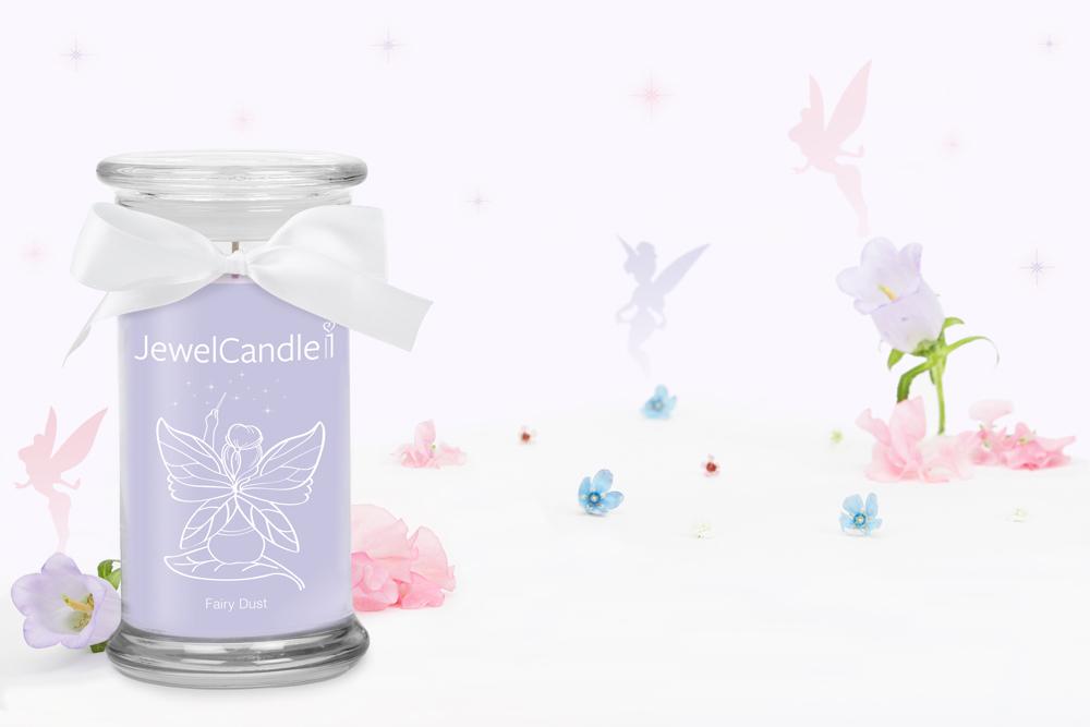 Bougie parfumée Fairy Dust (Bracelet) - JewelCandle