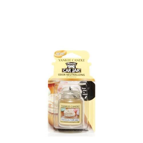 Car Jar Ultimate Vanilla Cupcake