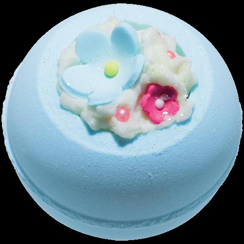 Boule de bain Cotton Flower - Bomb Cosmetics