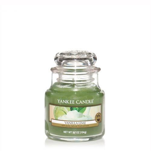 Bougie Vanilla Lime petite jarre - Yankee Candle