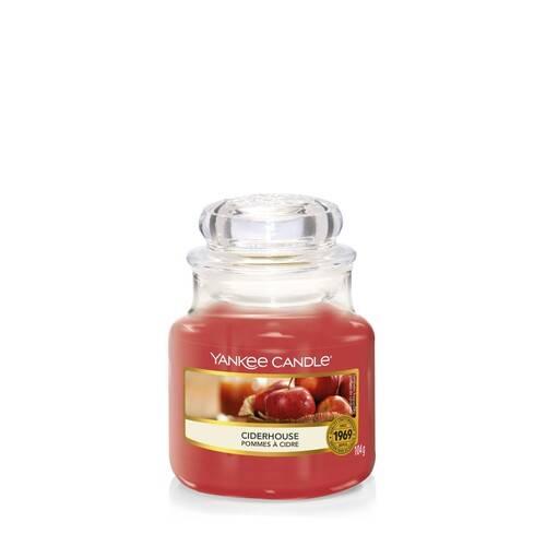 Bougie Ciderhouse petite jarre - Yankee Candle