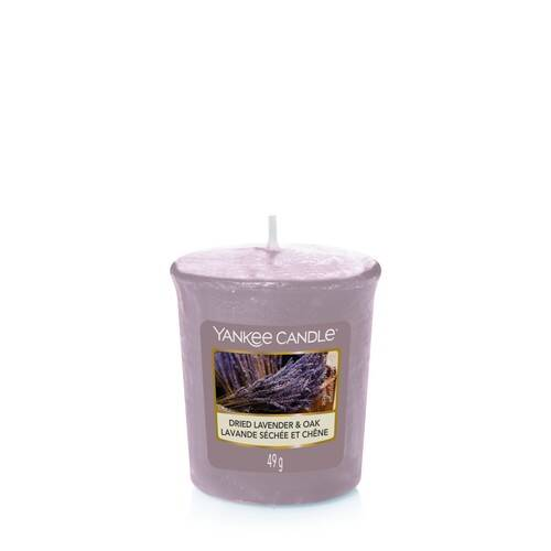 Bougie Dried Lavender & Oak votive - Yankee Candle
