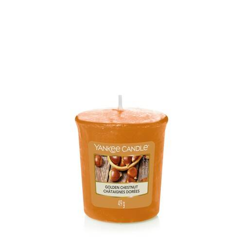 Bougie Golden Chestnut votive - Yankee Candle