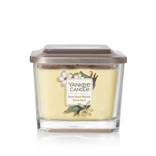 Bougie Nectar Sucré moyenne jarre (gamme Elevation) - Yankee Candle 1