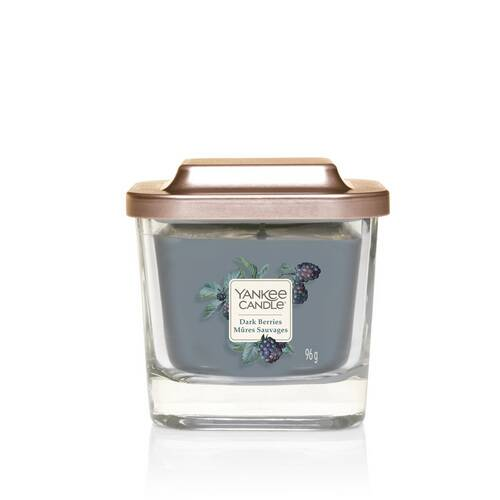 Bougie Mûres Sauvages petite jarre (gamme Elevation) - Yankee Candle 1
