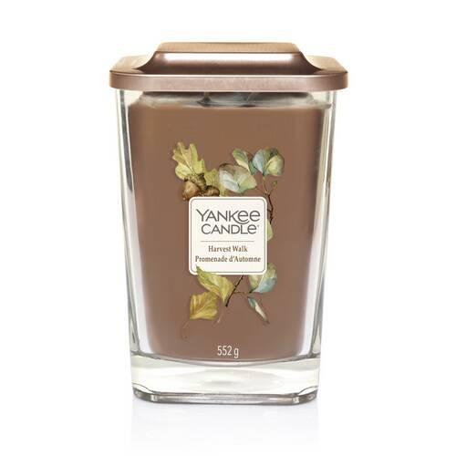 Bougie Promenade D'Automne grande jarre (gamme Elevation) - Yankee Candle 1