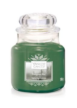 Bougie Evergreen Mist petite jarre