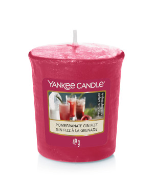 Bougie Pomegranate Gin Fizz votive - Yankee Candle
