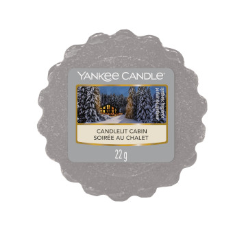 Tartelette Candlelit Cabin - Yankee Candle