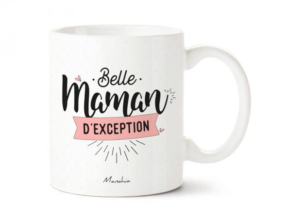 Mug belle-mère Belle maman d\'exception