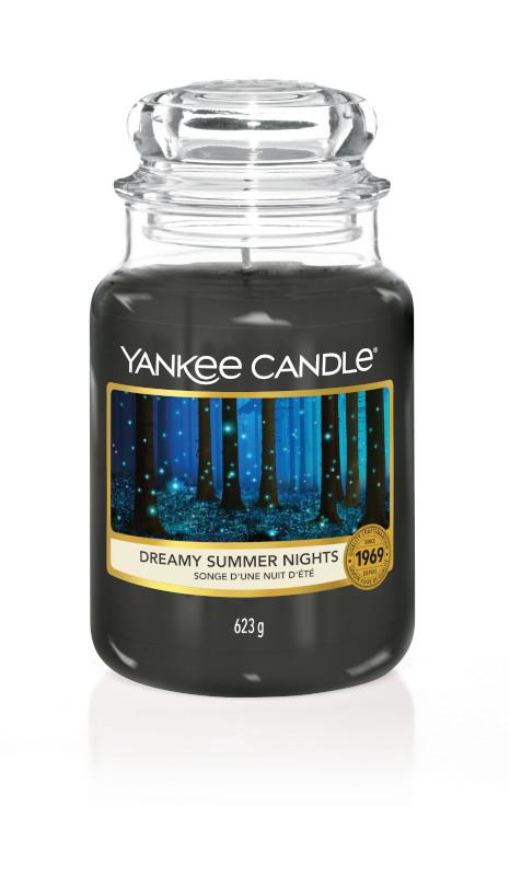 Bougie Dreamy Summer Nights grande jarre