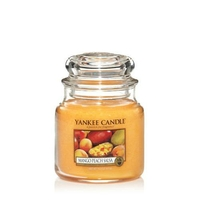 Bougie Mango Peach Salsa moyenne jarre