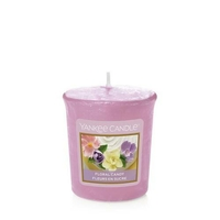 Bougie Floral Candy votive