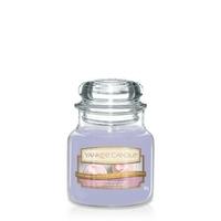 Bougie Sweet Morning Rose petite jarre