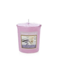 Bougie Honey Lavender Gelato votive