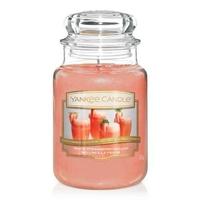 Bougie White Strawberry Bellini grande jarre