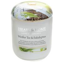 Bougie Thé Blanc & Eucalyptus petite jarre