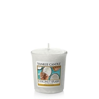 Bougie Coconut Splash votive
