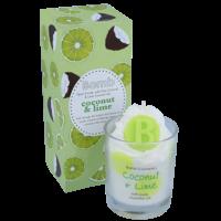 Bougie crème fouettée Coconut & Lime