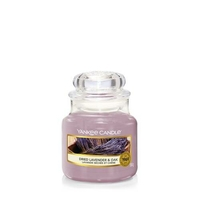 Bougie Dried Lavender & Oak petite jarre
