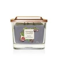 Bougie Figue & Clous De Girofle moyenne jarre (gamme Elevation)