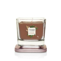 Bougie Épices & Orange Confite petite jarre (gamme Elevation) - Yankee Candle 2