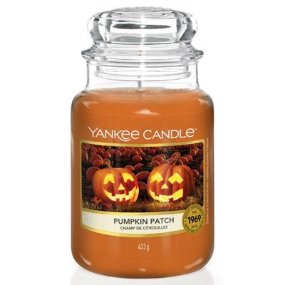 Bougie Pumpkin Patch grande jarre