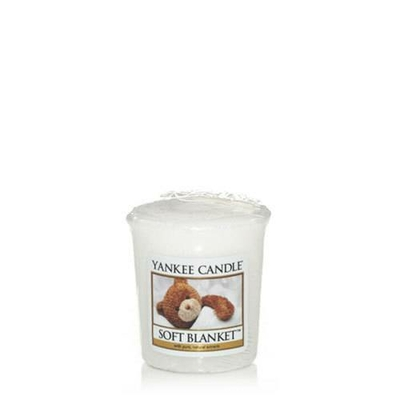 Bougie Soft Blanket votive