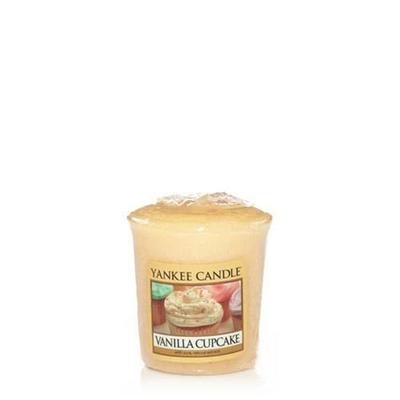 Bougie Vanilla Cupcake votive
