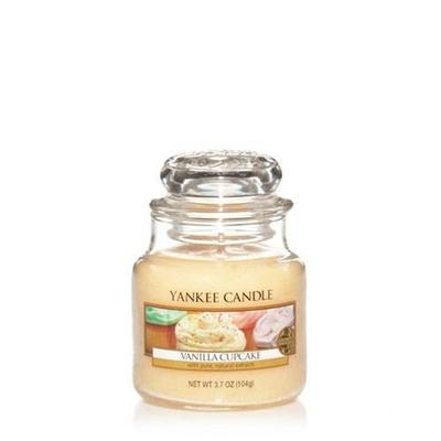 Bougie Vanilla Cupcake petite jarre