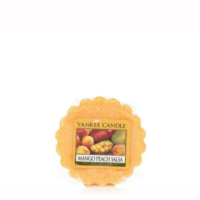 Tartelette Mango Peach Salsa