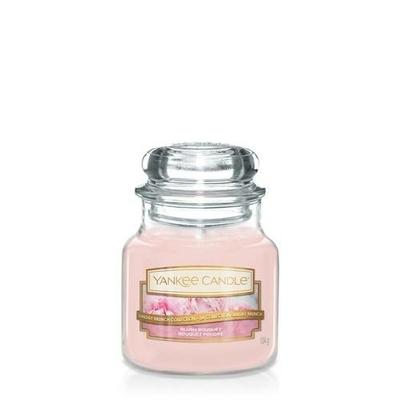 Bougie Blush Bouquet petite jarre - Yankee Candle