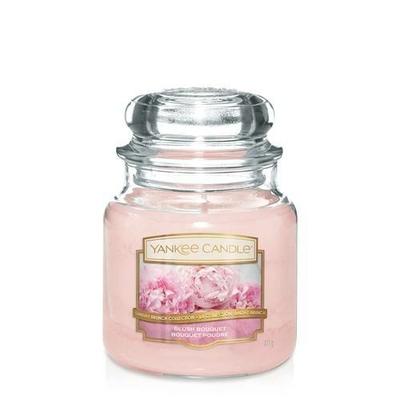 Bougie Blush Bouquet moyenne jarre