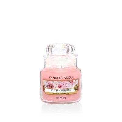 Bougie Cherry Blossom petite jarre