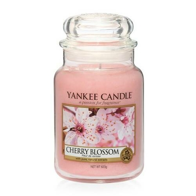 Bougie Cherry Blossom grande jarre - Yankee Candle