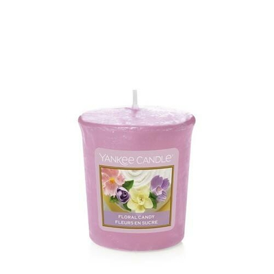 Bougie Floral Candy votive - Yankee Candle