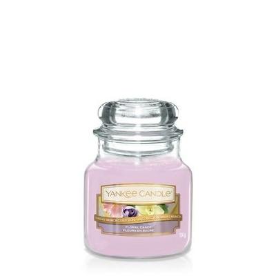 Bougie Floral Candy petite jarre