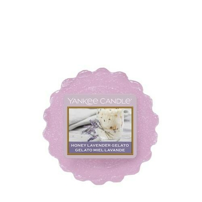 Tartelette Honey Lavender Gelato (Gelato Miel Lavande) - Yankee Candle