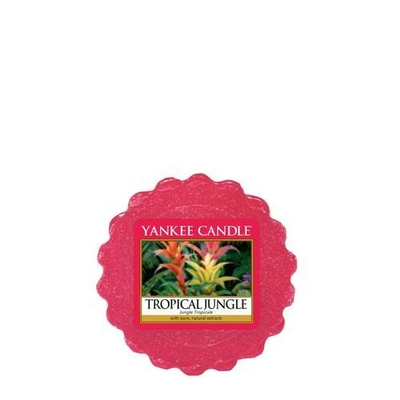 Tartelette Tropical Jungle (Jungle Tropicale) - Yankee Candle